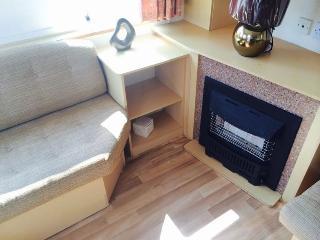 6 berth 2 bedroom caravan, Skegness