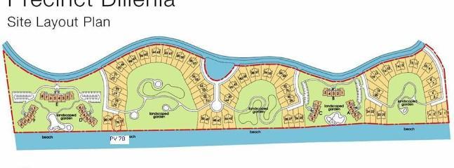 Villa Location Within Villas & Suites