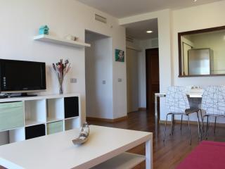 Moderno apartamento frente al mar