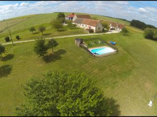 Domaine de Matounet 1, heated pool on 10 Acres.
