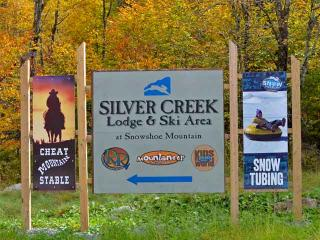 Silver Creek - 1215, Snowshoe
