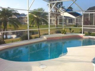 Sunset Lake View with private pool-Less then 8 minutes away from Disney ~ September special