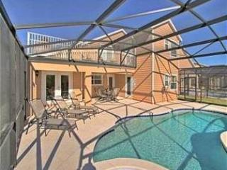 4 Large Bedrooms And 3.5 Bathroom Pool Home In New Golf Community. 2161VD, Orlando