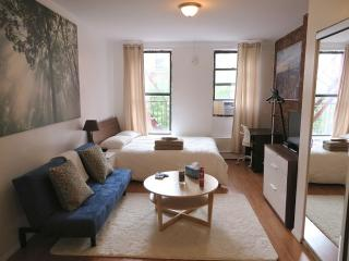 Gorgeous Studio by Central Park (3 months Min), Nova York