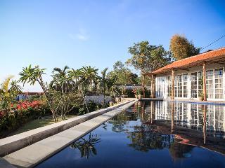Luxury 4BDR villa, Ocean View, Jimbaran