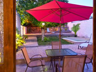 JUST RENOVATED - Casa Ki'in (The Sun House, in maya). Centro Merida, Mérida