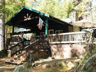 (95R) The Little Creek Cabin, Wawona