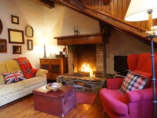 Cozy chalet apartment in Grandvalira, El Tarter