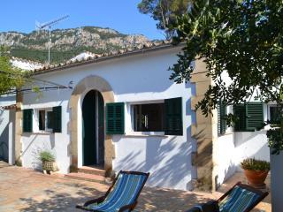 Preciosa casa entre el mar y la montaña, Bañalbufar
