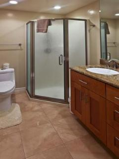 Hall Bathroom on Bottom Floor