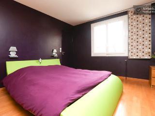 chambre et salle de bains privées, Morsang-sur-Orge