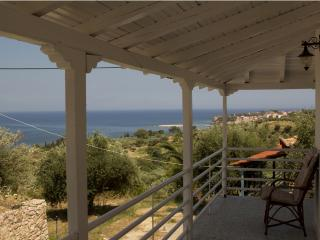 Villa ilios...Amazing view to Koroni and Messinian Bay!!!!