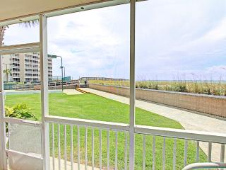 Hol Surf & Racquet Club 101-2BR- OPEN 9/22-9/24 $624! GroundFloor- Private Patio