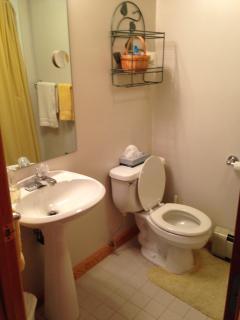 Bedroom 2- bathroom