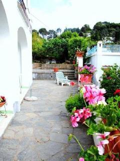 Relax in terrazza...