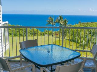 Cliffs 6302: Oceanfront views, great resort amenities, 2br/2ba sleeps 6., Princeville