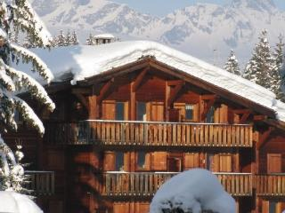 Ski appartement à Le Bettex, France, à proximité de Megeve, Les Contamines-Montjoie