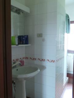 bagno piccolo con doccia
