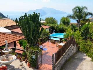 Villa Campanella con Piscina Privata, Massa Lubrense