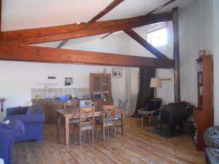 Deluxe loft studio, Lagrasse