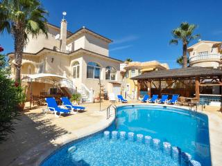 Luxury Lge Villa With Private Pool/ golf nr by