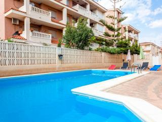 Apartamento en complejo Portocanet, Canet d'En Berenguer