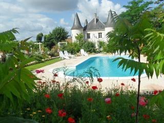 Gite IRIS (with apartment) north of Parthenay