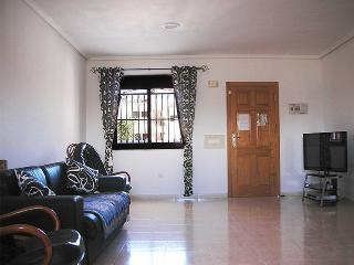 Disabled/wheelchair accessible apartment Rojales
