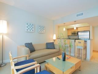 Marenas 1 bedroom apartment directly on the beach, Sunny Isles Beach