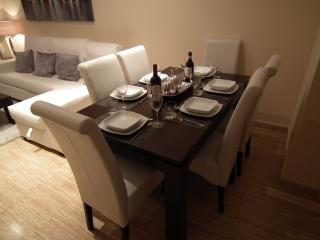 Luxury Dining area for 6 persons