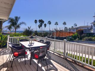 Ocean View cottage w/deck, AC, near Riviera beach!, San Clemente