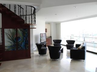 MODERN SPACIOUS 4 BEDROOM PENTHOUSE IN CASTROPOL, Medellín