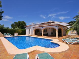 3 bedroom Villa in Benitachell, Valencia, Spain : ref 5313264