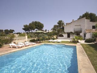 4 bedroom Villa in Xabia, Valencia, Spain : ref 5046939