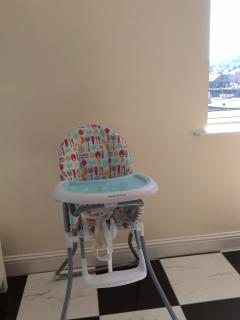 Papas and Mammas baby chair