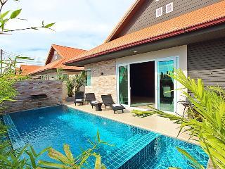 The Ville Grande Pool Villa - 3Bedrooms (A01), Pattaya