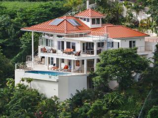 Villa Trou Rolland- Marigot Bay, St Lucia, bahía de Marigot