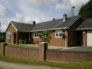Gwynfan Bungalow in the heart of Mid Wales