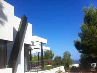 Moderne Villa Cala Tarida, Ibiza
