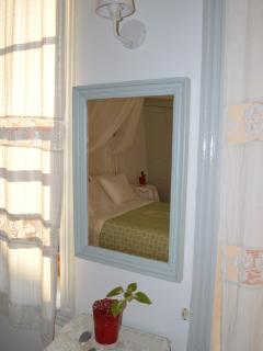 pink room details