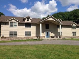 Catskill Vacation Retreat on 40 Acres, East Durham
