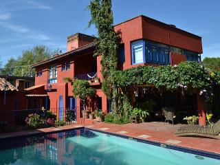 Beautiful Mexican home for rent in Tepoztlan