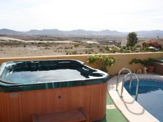 2 Bed Bungalow,Mazarron Country Club,with Pool
