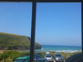 Seaview house, mawgan porth, nr Watergate Bay
