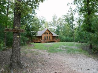 2 Bed Private Cabin easy access to Beaver's Bend