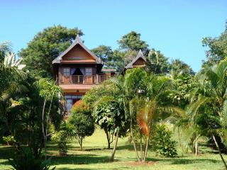 Tropical Thai-style Villa on Koh Mak Island