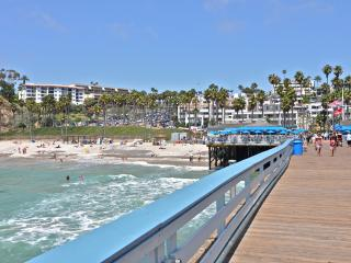 Cute Coastal Studio Unit, 1 Block to Beach & Pier in Pier Bowl!