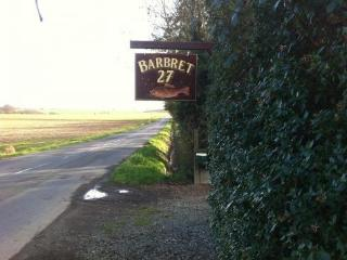 Entrance To Barbret Lake