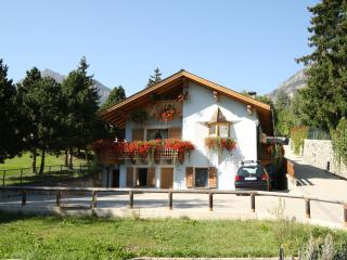 Chalet Alfonz - relax in Terrazza and in Bormio