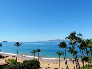 Mana Kai Maui Resort 2 Bedroom Ocean View 614C, Kihei